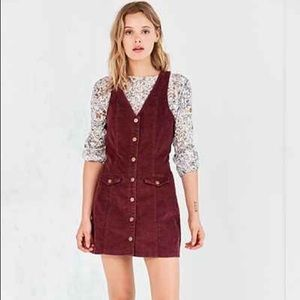 Urban Outfitters Cooperative Corduroy Dress